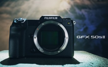 Fujifilm GFX50S II is the most affordable medium format camera yet