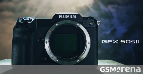 Fujifilm GFX50S II is the most affordable medium format camera, yet thumbnail