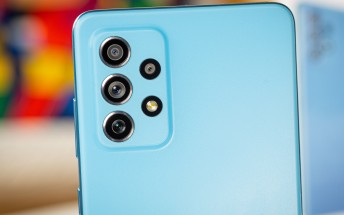 Samsung Galaxy A73 to have 108 MP main camera, rumor claims
