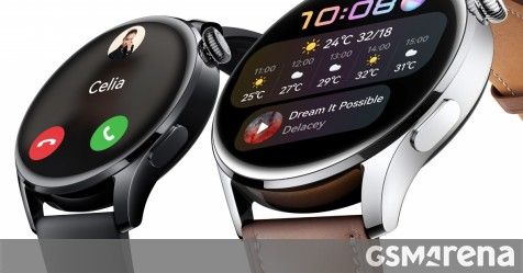 Huawei Watch 3 gets updated with new features thumbnail