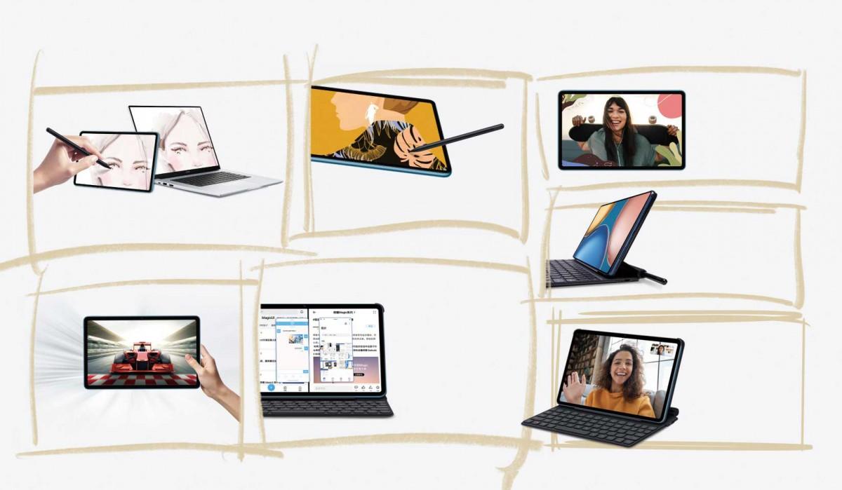 Honor Pad V7 brings 10.4 LCD, MediaTek Kompanio 900T chipset