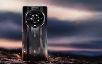 Honor details Magic3 series' Ultra Fusion quad camera