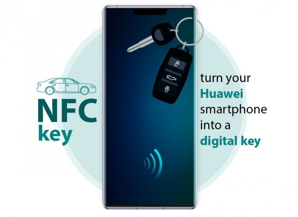 Huawei establishes Digital Finance and Security Innovation Lab, develops way to use phones as car keys