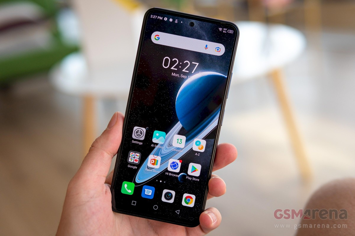 Infinix Zero X Pro in for review
