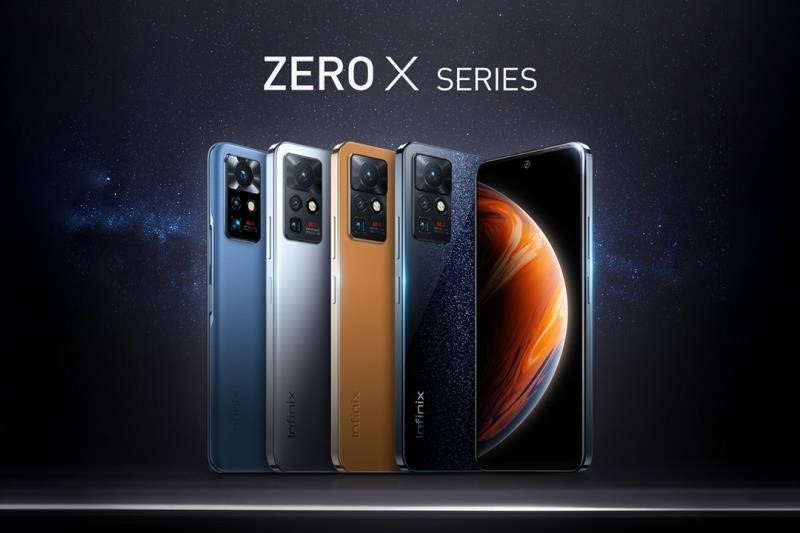 The new Infinix Zero X series