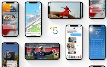 iOS 15, iPadOS 15 and watchOS 8 start rolling out today
