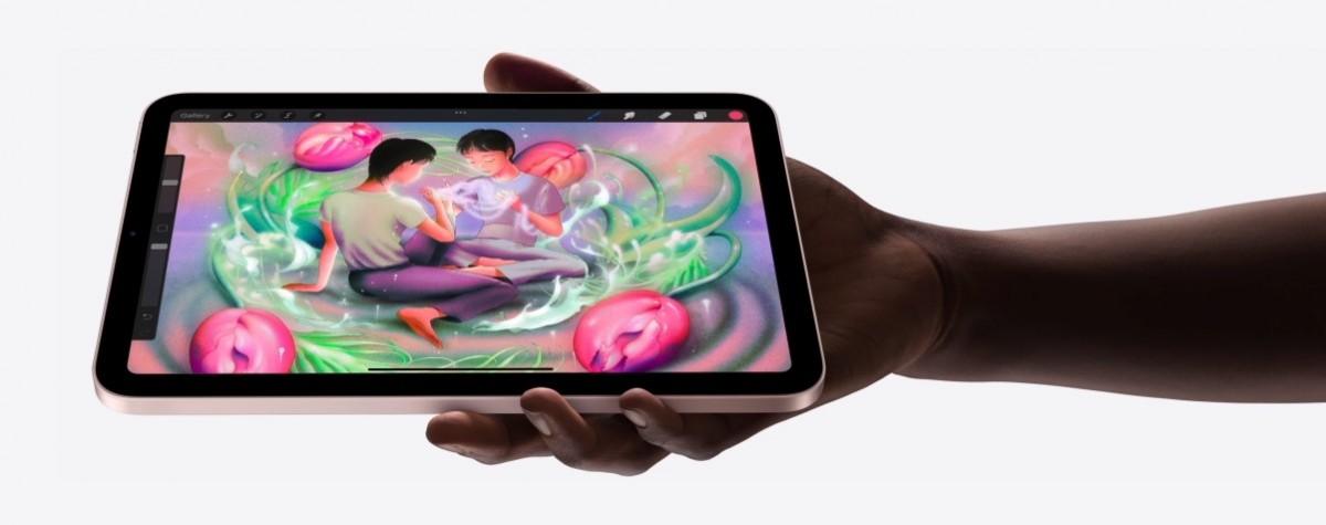 New iPad mini torn down, iFixit explains jelly scroll effect