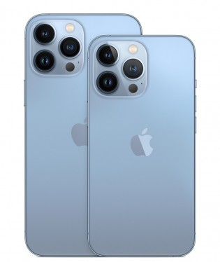 The new iPhone 13 Pro and iPhone 13 Pro Max