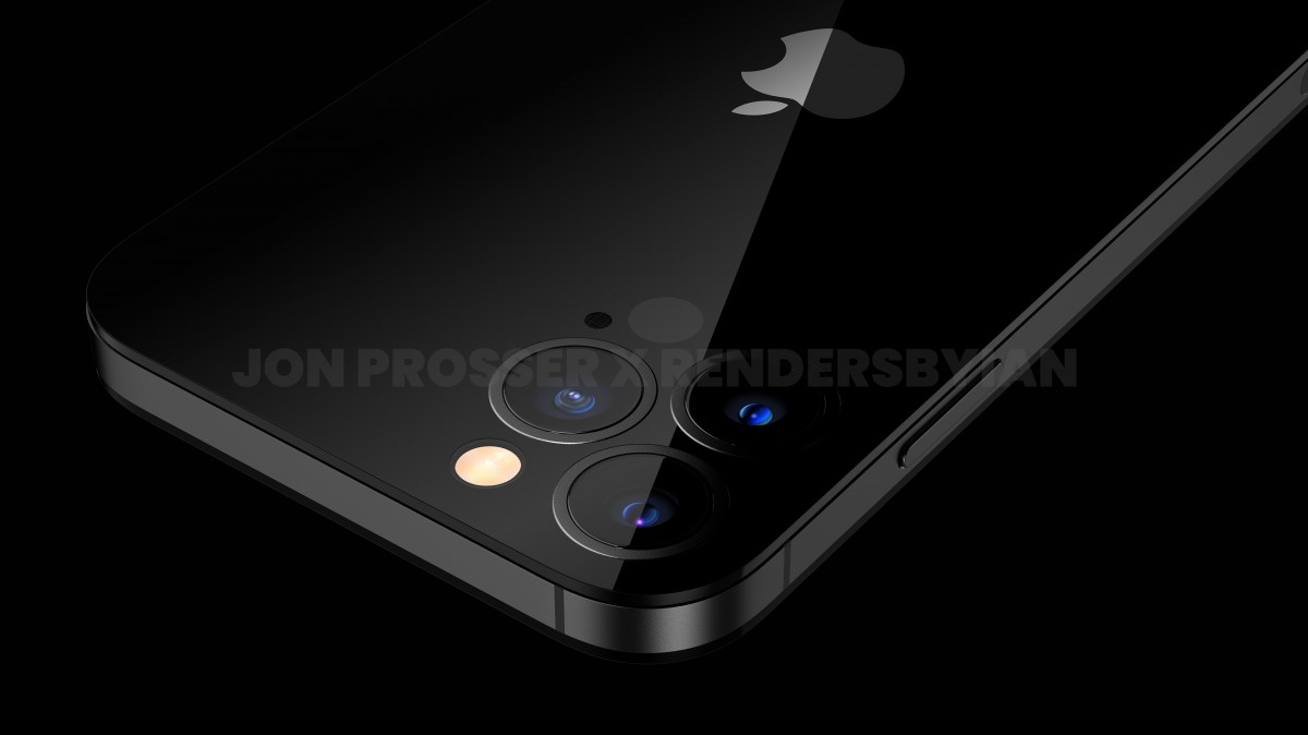 Apple's iPhone 14 Pro Max leaks in renders showing no notch and no camera bump