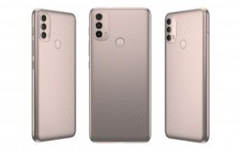 Motorola G Pure and Moto E40 images leak ahead of launch