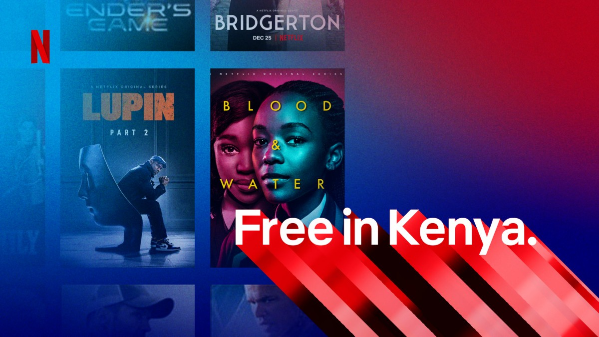 Netflix launches free tier plan for Android devices in Kenya