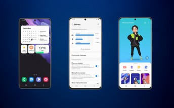 Samsung opens One UI 4 beta based on Android 12