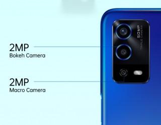 Oppo A55 lucirá una configuración de cámara triple