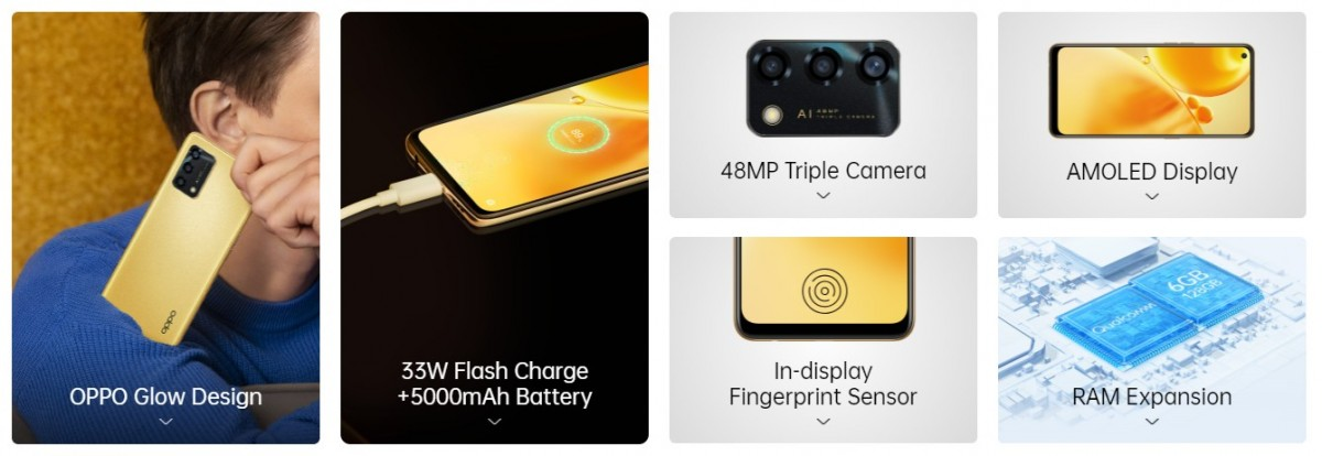 Oppo F19s unveiled with similar specs to the F19, Reno6 Pro gets a Diwali Edition