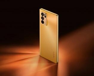 Oppo Reno6 Pro 5G Diwali Edition in Majestic Gold