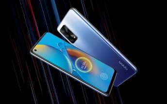 Oppo F19s will have a 6.43