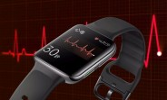 Renders of Oppo Watch 2 ECG edition leak