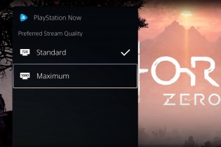 PS Now gets streaming quality settings