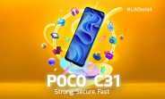 Follow the Poco C31 launch live here
