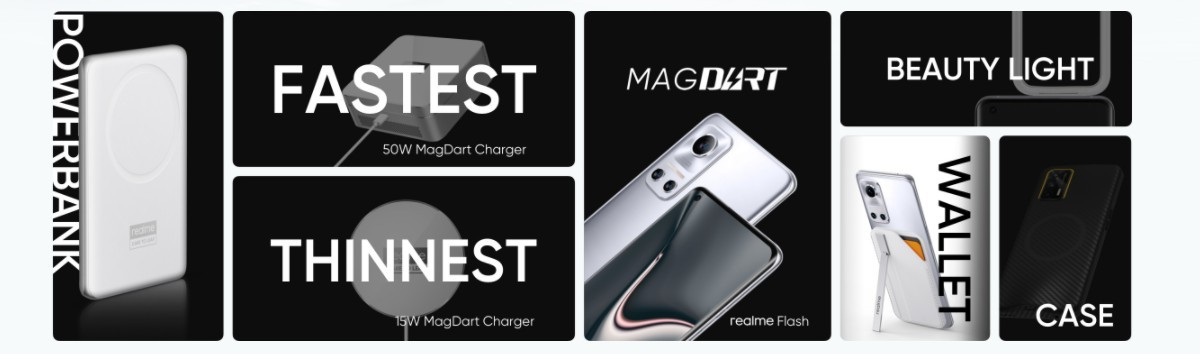 Testing Realme's MagDart 50W and 15W wireless magnetic chargers