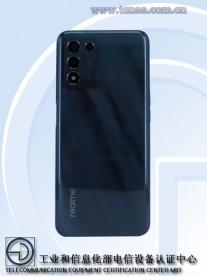 Realme Q3s (RMX3461), fotos de TENAA