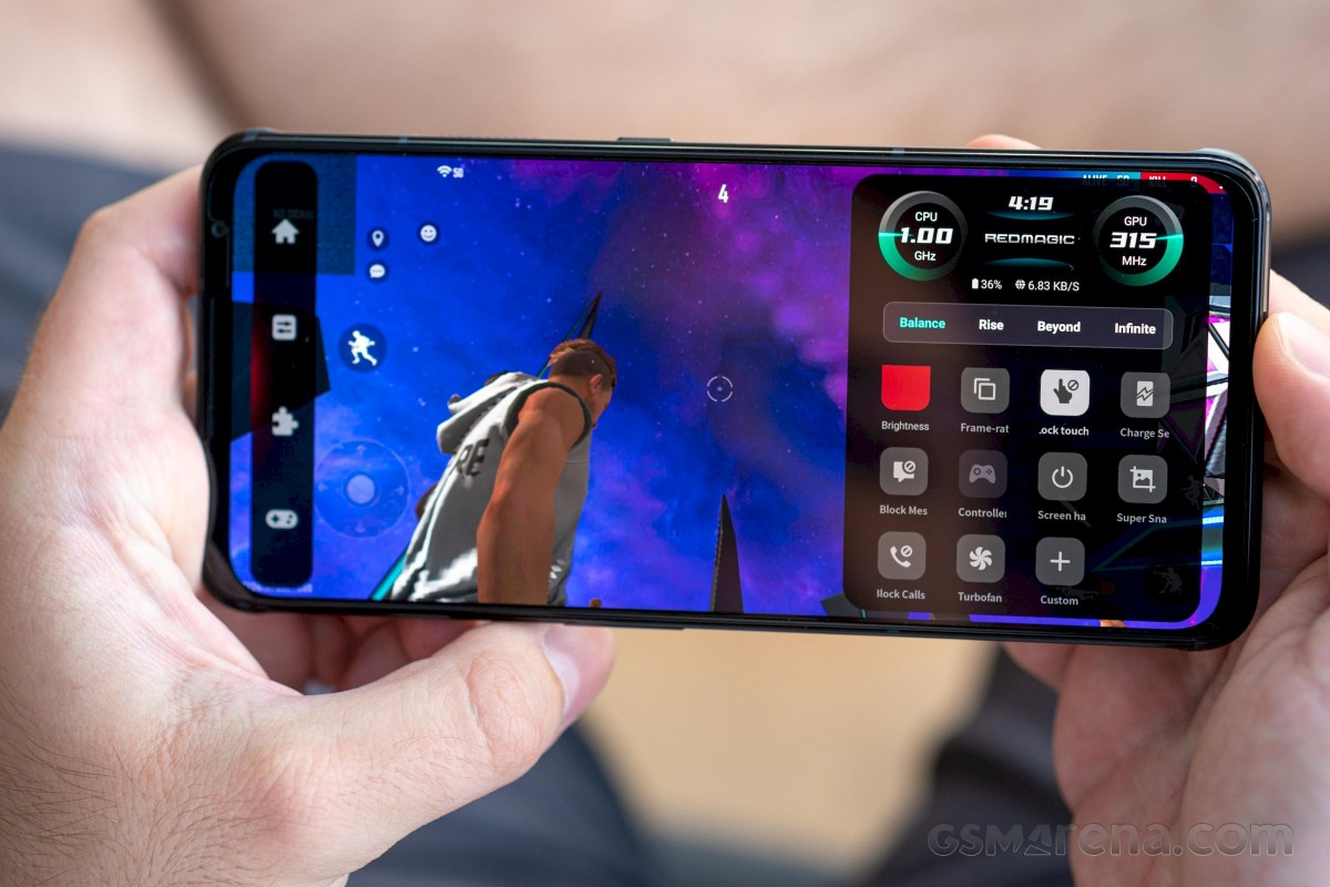 Red Magic 6S Pro arrives with Snapdragon 888+, improved cooling and 720Hz touch sampling rate