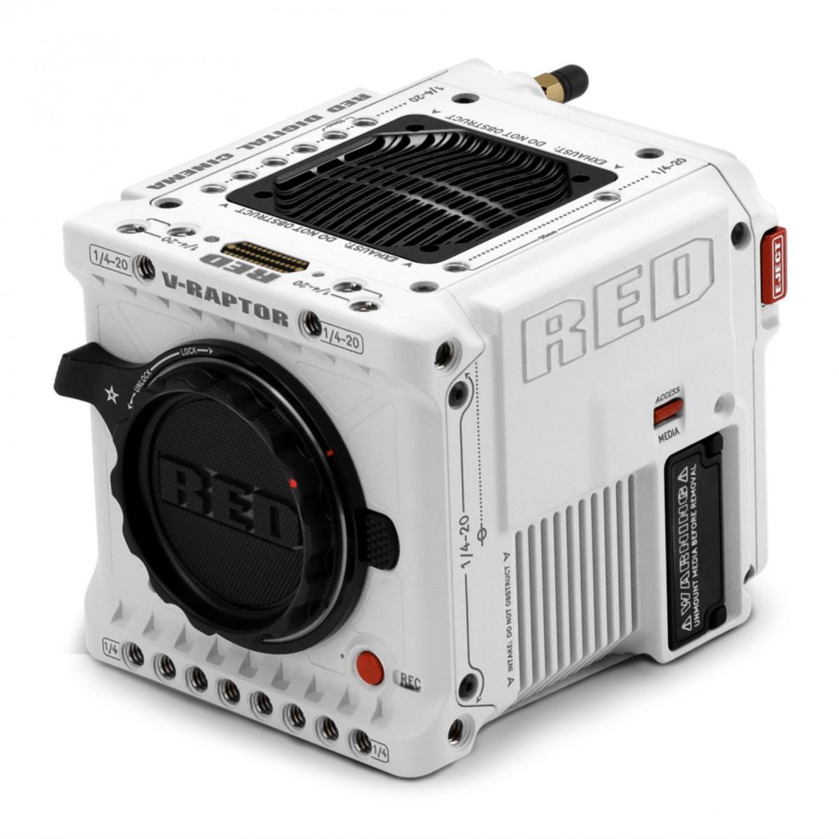 Red V-Raptor ST est le dernier appareil photo phare de la société à 25 000 $