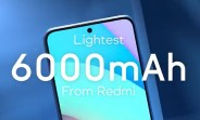 India's Redmi 10 Prime will have a larger 6,000 mAh battery (1,000 mAh more than the global model)