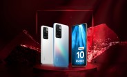 Redmi 10 Prime announced with Helio G88 and 6,000 mAh battery