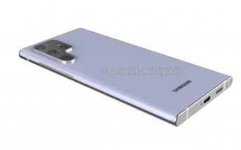 The Samsung Galaxy S22 Ultra might actually be the Note 22 Ultra