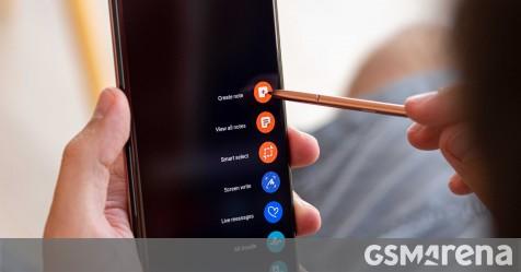 Samsung Galaxy S22 Ultra to have an S Pen slot, more reports confirm - GSMArena.com news - GSMArena.com