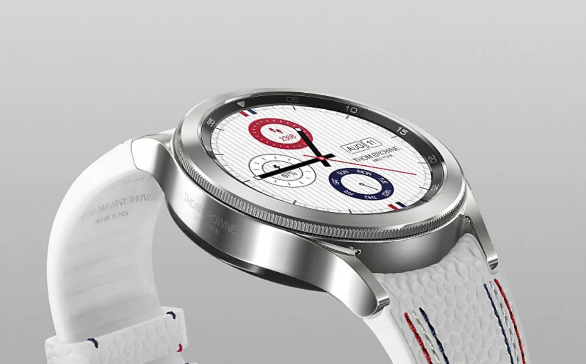 Samsung releases the Galaxy Watch 4 Classic Thom Browne Edition for $800