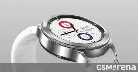 Samsung releases the Galaxy Watch 4 Classic Thom Browne Edition for $800 thumbnail