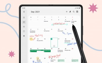 Samsung shows off several S Pen features and shortcuts for the Galaxy Z Fold3
