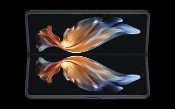Samsung W22 5G render leaks (a Z Fold3 for China), Z Flip3 pops up in Navy Blue