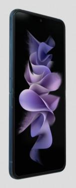 Samsung Galaxy Z Flip3 5G in Navy Blue (unofficial render)