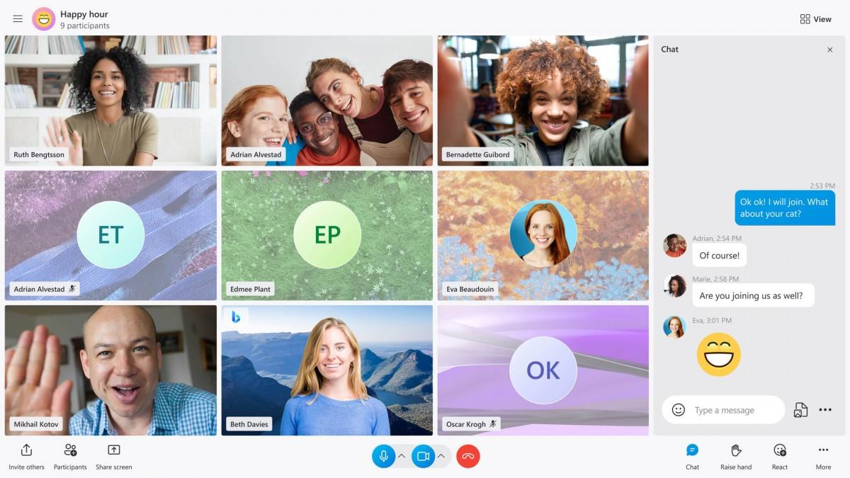 Skype unveils its new, modernized look