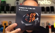 Mobvoi officially teases TicWatch Pro 3 Ultra GPS,will launch October 13
