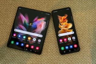Samsung Galaxy Z Fold3 5G and Z Flip3 5G: Unfolded