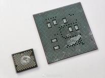 vivo V1 ISP chip next to Snapdragon 888