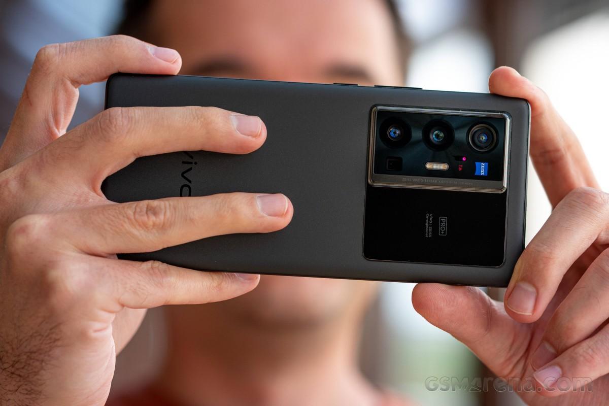 vivo X70 Pro+ untuk ditinjau
