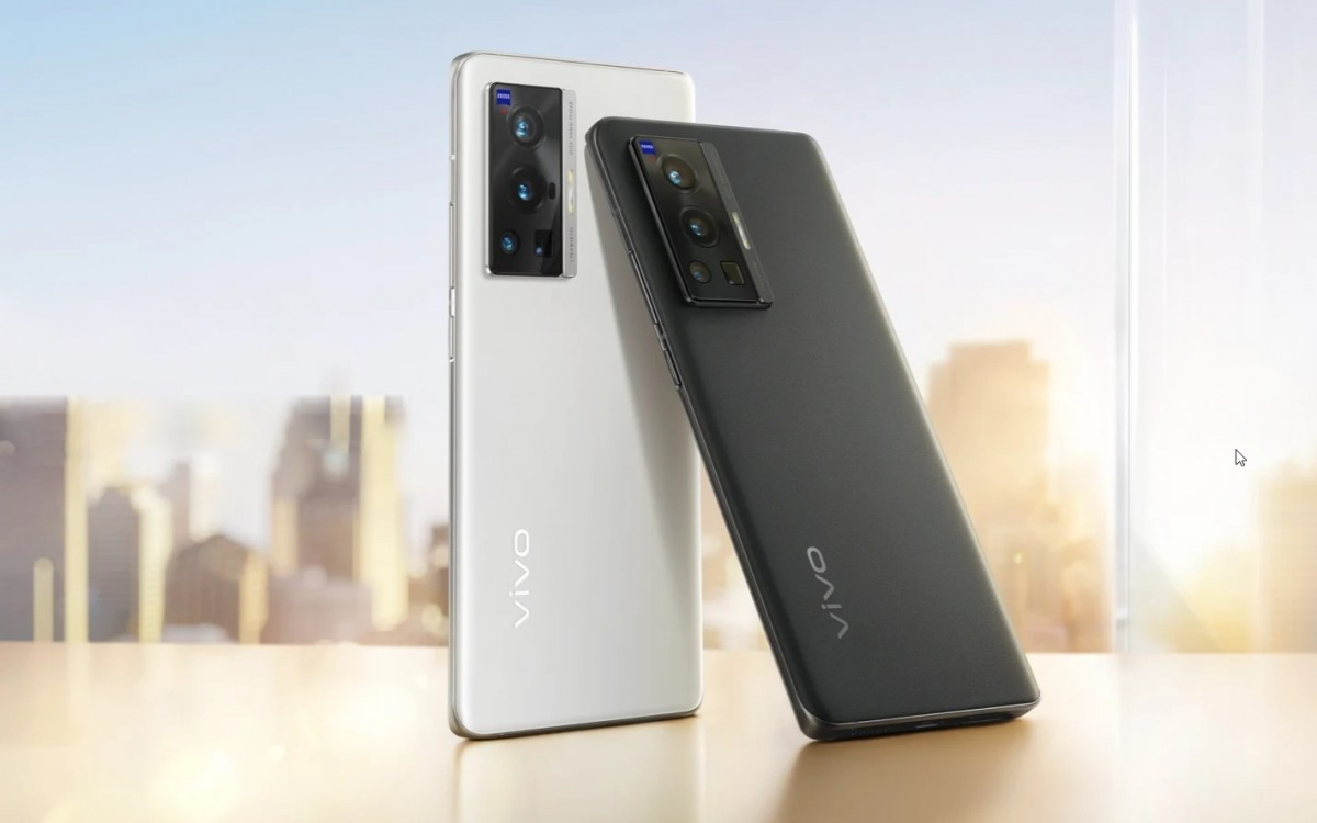 vivo X70 and vivo X70 Pro bring improved cameras