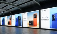 vivo X70 Pro+ appears in posters, shows out three colors