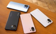 Xiaomi 11 Lite 5G NE brings Snapdragon 778G in a familiar body