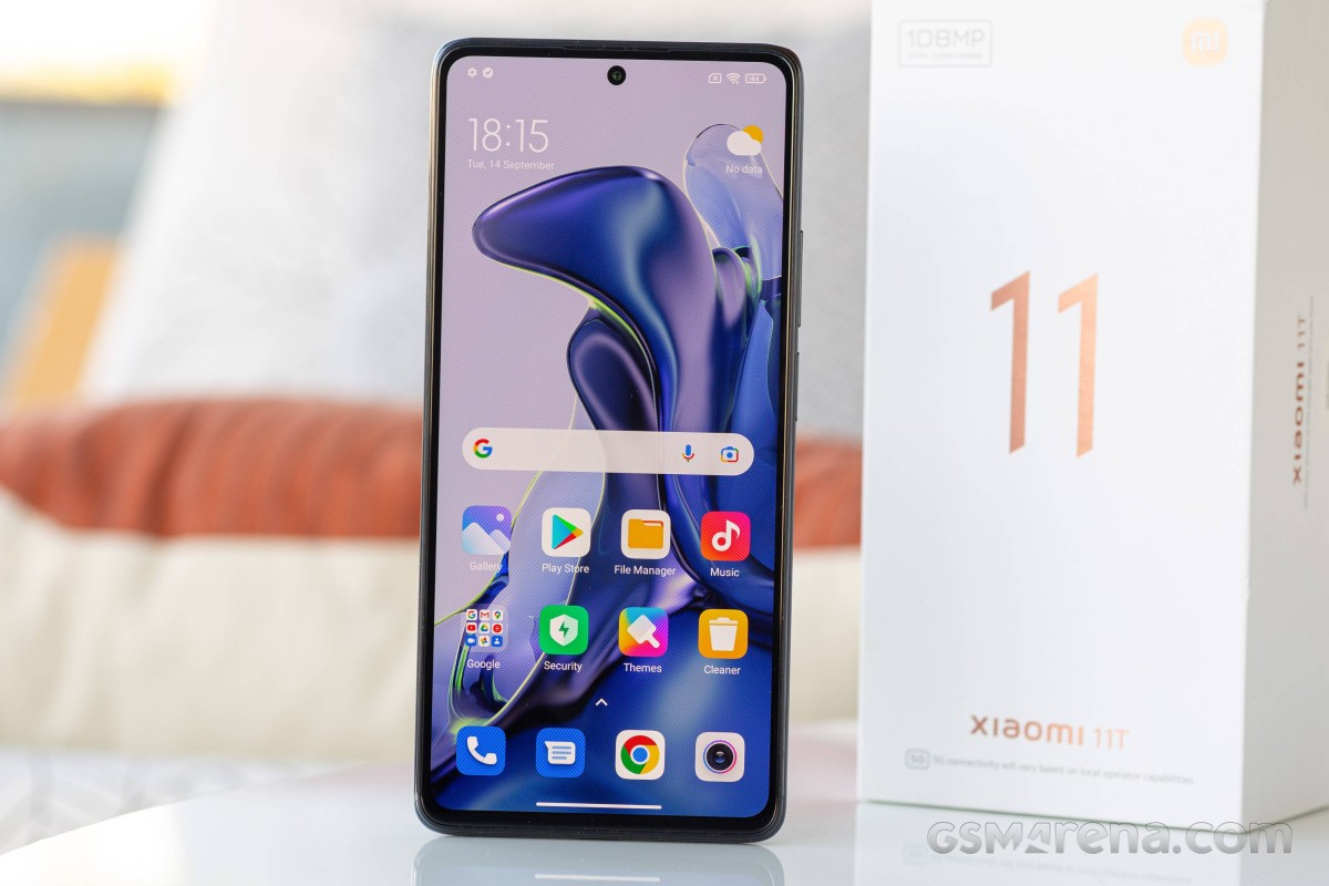 Xiaomi 11T hands-on review