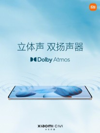 Stereo speakers with Dolby Atmos support