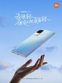 Xiaomi Civi Poster Promosi Resmi