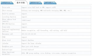 TENAA specs listed for Xiaomi 2109119BC