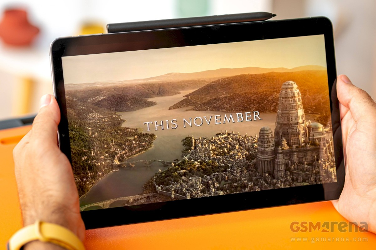 Xiaomi Pad 5 in for review