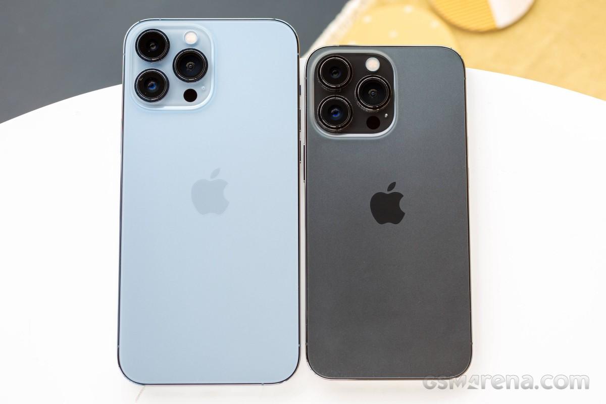 Apple iPhone 13 Pro en revisión